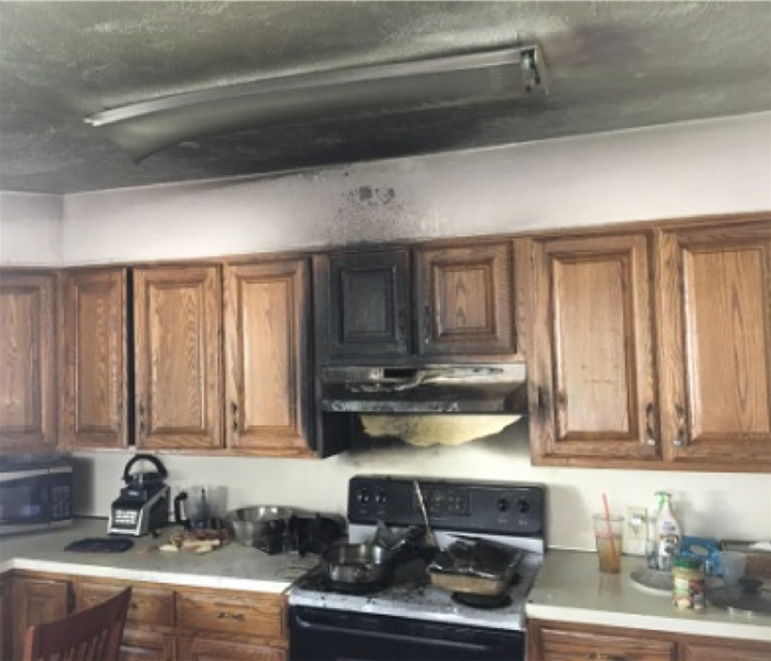 Smoke Webs and Kitchen Fires Before