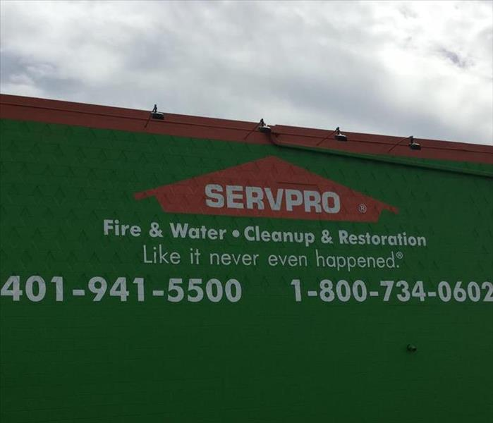 SERVPRO of Providence Commercial and Residential Mold Remediation